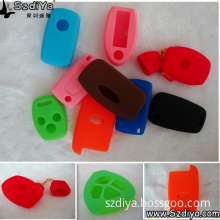 Silicone Rubber Car Remote Key Cover (DYSCK-010)