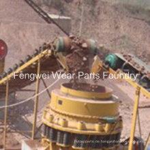 Sc Serie Hydraulischer Kegelbrecher für Bergbau