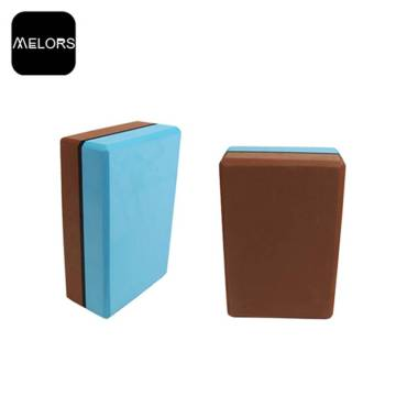 Melors EVA Yoga Blocks Extra spessa stuoia di yoga