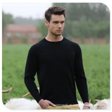 Suéter de cachemira del hombre del OEM de alta calidad