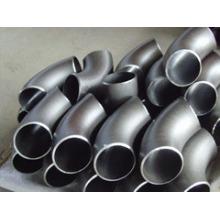 Codo de acero inoxidable ce 304 de acero inoxidable