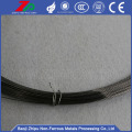 Wholesales 0.18mm Black annealed molybdenum wire