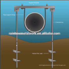 Pipeline Schraube Anker System