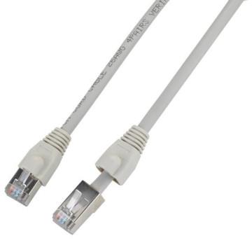 Câble Ethernet Cat6a Cordon réseau LAN blindé sans accroc