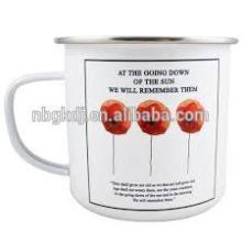 enamelware best selling joyshaker cup for drinking