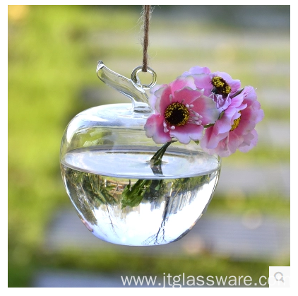 Indoor Clear Glass Terrarium For Table Vases