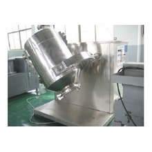 Three-dimensional Motion Powder Mixer