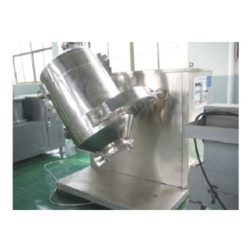 SYH dry chemical powder Three Dimensional Mixer