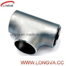 Industrial Steel Pressure Pipe Weld Tee