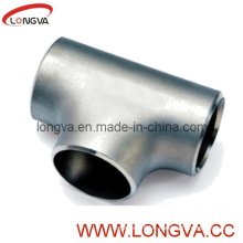 Pipe Fittings Stainless Steel Equal Tee