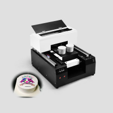 Refinecolor technology edible ink coffee cookies printer