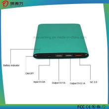 20000mAh QC2.0 Ultra Slim Large Capacity High Conversion Power Bank