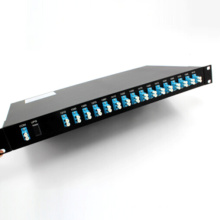 2*16 CWDM with 1u Rack Package, Mux and Demux
