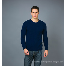 Moda De Los Hombres Cashmere Sweate 17brpv076