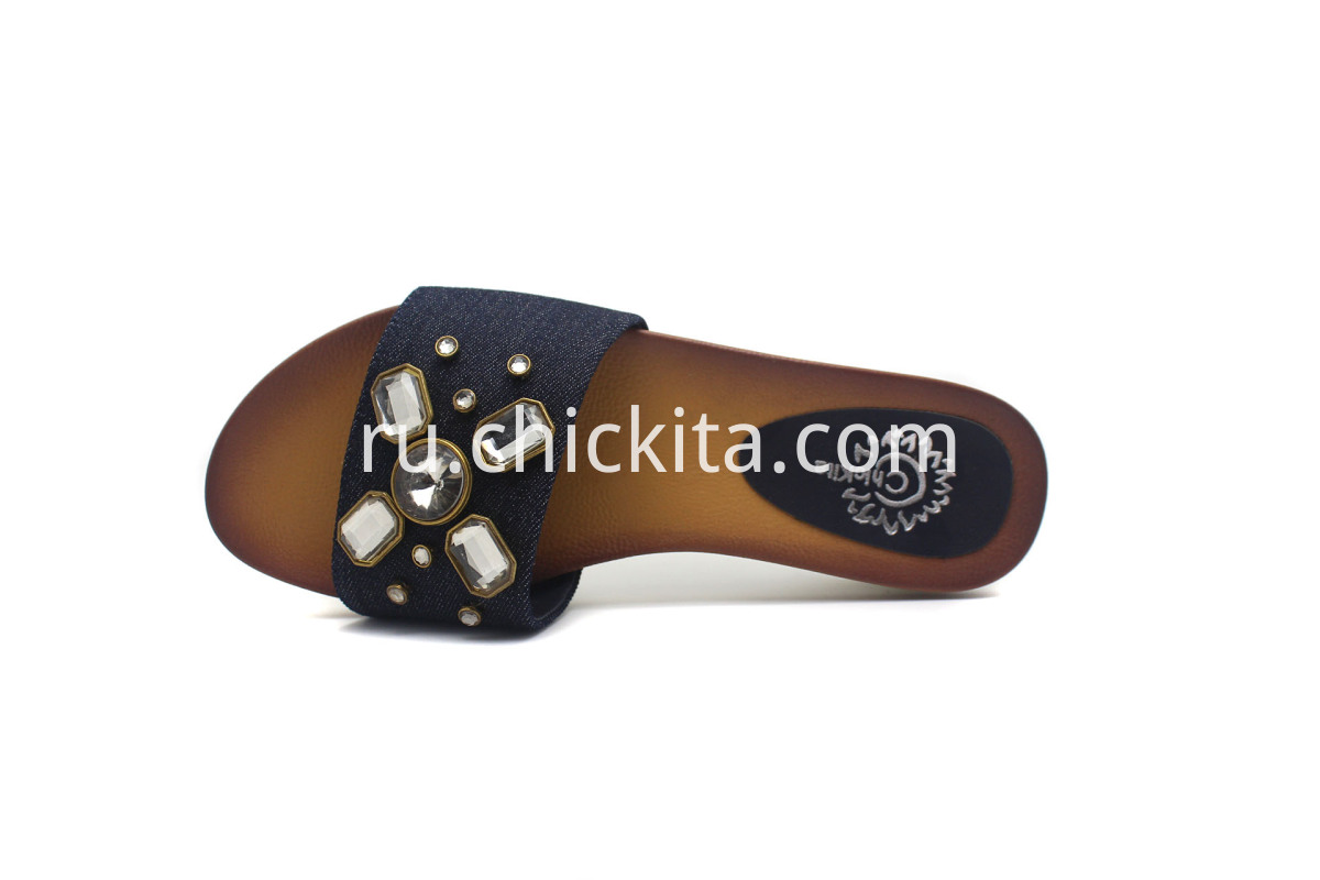 Women's Comfort decoration Sandals Summer Slippers