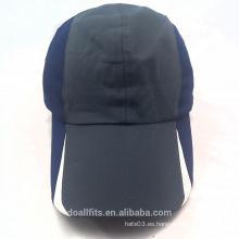 2016 Gorra de golf con logotipo de encargo precio barato hecho en China
