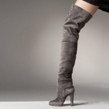 Botas hasta el muslo para mujeres (Hcy02-088)