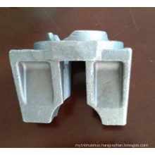 hot dip galvanized ringlock scaffolding fastener made by waterglass lost wax casting