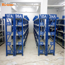 Industrial storage medium duty metal shelf 200 w x 60 d x 200 h