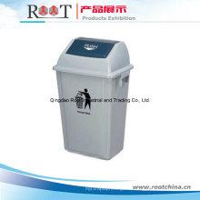 Poubelle HDPE 120L / poubelle