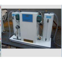 Generador de dióxido de cloro Purificación de agua para la desinfección de la reutilización del agua