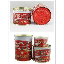 Hotsell Tomato Paste in Africa Vego Brand