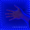Efeito novo completo Dance Floor do túnel do diodo emissor de luz do RGB 3in1
