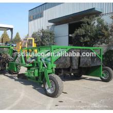 tracteur machine 3000mm machine de tournage de compost ZFQ300