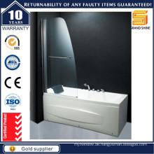 Badewanne Pivot Single Dusche Tür / Bildschirm