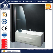 Bathtub Pivot Single Shower Door/Screen