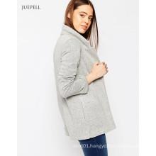 Long Line Down Winter Lady Jacket Coat for Women