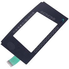 Digitalizador de lente de vidrio táctil Ipad Mini Panel frontal