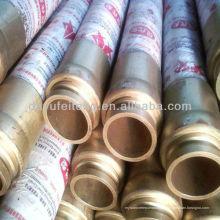 DN100 (4 ') 3m 85bar Kyokuto tuyau de pompe en béton pièces tuyau de livraison en caoutchouc pour tuyau de pompe