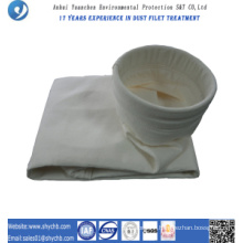 PPS and PTFE Composite Dust Collector Filter Bag for Metallurgy Industry