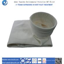 Saco de filtro composto do coletor de poeira do PPS e do PTFE para a indústria da metalurgia