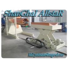 Hydraulic decoiler/steel coil load machine