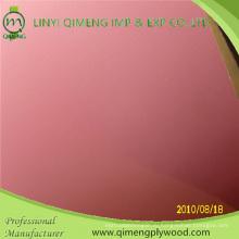 Размер 4'x8' 1,6 мм 2,2 мм 2,6 мм розовый полиэстер фанеры для Индонезии