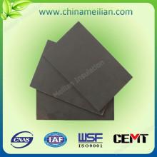 Hoja laminada de fibra de vidrio epoxi magnética (grado F)