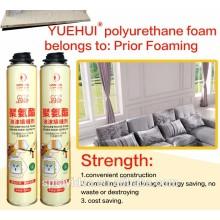 Alta densidad de buena calidad de construcción de espuma de PU de poliuretano