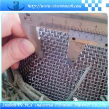 Malha de aço inoxidável do Wrave com relatório do GV