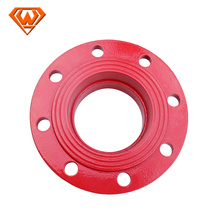 Good quality grooved fittings flange adaptor(Class150)