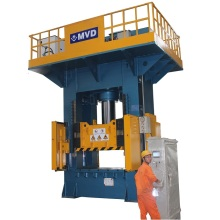 800 Tons H Frame Hydraulic Press Machine with PLC Touch Screen 800t SMC H Type Hydraulic Press