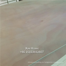 Combine núcleo BB / CC E1 pegamento bingtangor comercial de madera contrachapada para muebles