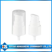 Hy-Fb05 en plastique pompe à crème de vente chaude de 20mm avec l'épreuve des enfants