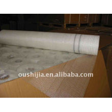yellow Fiberglass Grid Cloth with higt quality