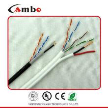 Câble Ethernet CAT5 pour alimentation CCTV