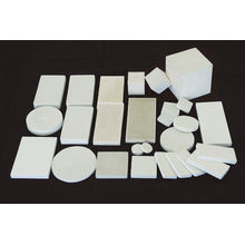 1000 ℃ High Temperature Thermal Shock Honeycomb Ceramic Plate With Large Surface Area