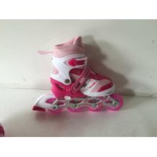 Boy and Girl Sport Inline Skates