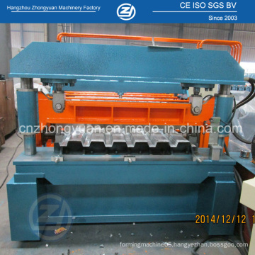 Floor Deck Cold Roll Forming Machine