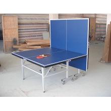 Мобильный стол для настольного тенниса (TE-01)